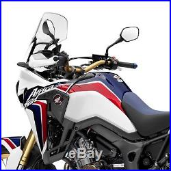 Protège Réservoir Bagster Honda Africa Twin CRF 1000 L 2016 blanc/bleu