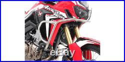 Protections de réservoir inox Hepco-Becker pour Honda Africa Twin 2016