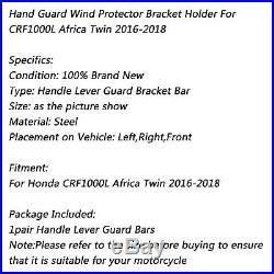Protege Mains et Leviers Renforcé Pour Honda CRF1000L Africa Twin 2016-2018 AF