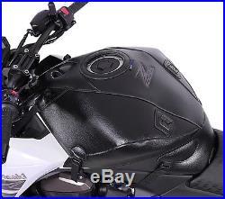 Protège Réservoir Bagster Honda Africa Twin XRV 750 1993 noir/gris sacoche moto