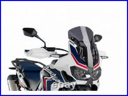 Puig Dark Smoke Racing Windscreen Honda CRF1000L Africa Twin