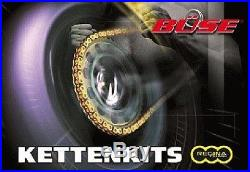 REGINA kit chaîne joint torique honda xRV 750 africa twin modèles 1993-2000