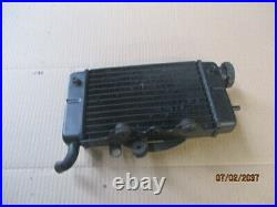 Radiateur d'eau droit Honda 750 Africa twin XRV RD07