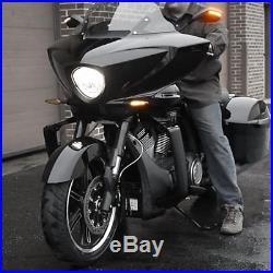 Rétroviseurs LED Clignotant Intégré moto pour honda xrv 750 africa twin VF 1000