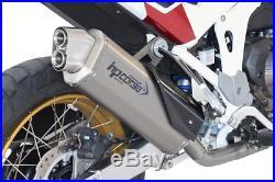 SILENCIEUX HP CORSE 4-TRACK R TITANIUM euro5 HONDA AFRICA TWIN 1100 2020
