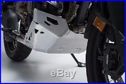 Sabot Moteur Gris Sw-Motech Pour Honda CRF 1000 L Africa Twin (15-)