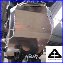Sabot Moteur Honda Africa Twin CRF 1000 Aluminium Protection ACD