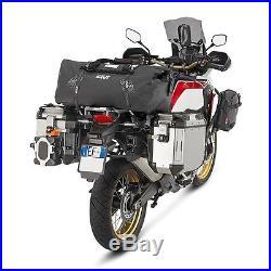 Sacoche de Selle Honda Africa Twin CRF 1000 L Givi UT804 80 litres noir