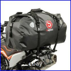 Sacoches cavalières set pour Honda Africa Twin CRF 1000 L WX80 arrière