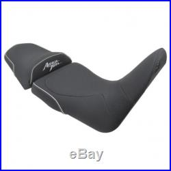 Selle moto Bagster Ready Luxe argent Honda CRF 1000 L Africa Twin 2016 à aujourd