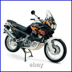 Set Béquille centrale + Sacoche de selle pour Honda Africa Twin XRV 750 93-03