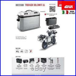 Set Givi Frames + Valises Dolomiti Dlm36a Honda Crf1000l Africa Twin (16)