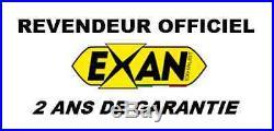 Silencieux Exan X-black Ovale Inox Honda Crf 1000 Africa Twin 2016 H572ov-i