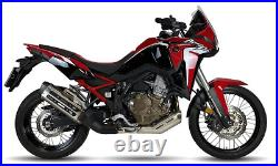 Silencieux IXIL Mxt Inox Honda Crf 1100 L Africa Twin 2020