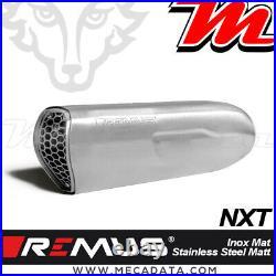 Silencieux REMUS NXT Inox mat RACE Honda Africa Twin 1100 Adventure Sport 2020