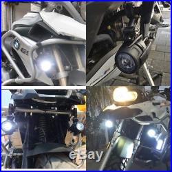 Spots Led Feu De Brouillard Cbles Et Interrupteur Honda 1000 Crf L Africa Twin