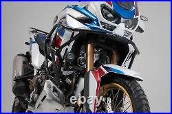 Supérieur Pare-Chocs Noir Honda CRF1100L Africa Twin Adv Sp  19
