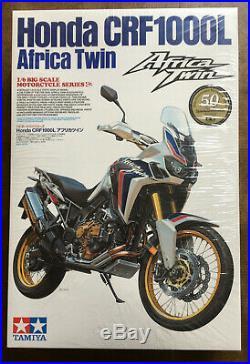 Tamiya moto 1/6 Honda CRF1000L Africa Twin 16042