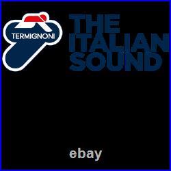 Termignoni Pot Complete De-cat Hom Relevance Titane Honda Africa Twin 2016 16