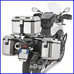 Top Case Givi Honda Africa Twin XRV 750 DLM46A Monokey 46l argent