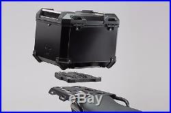 Topcase TRAX ADV. Noir 38 L Sw-Motech Honda CRF1000L Africa Twin (15-)
