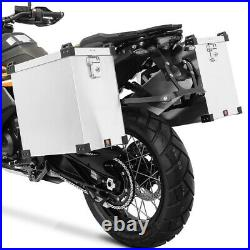 Valise laterale + sac interieur pour Honda Africa Twin 1100 / CRF 1000 L NB40L