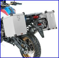 Valises latérales alu pour Honda Africa Twin CRF 1000 L 18-19 Namib 35l support